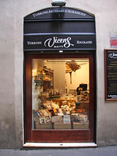 Torrons Vicens: Foto, 2