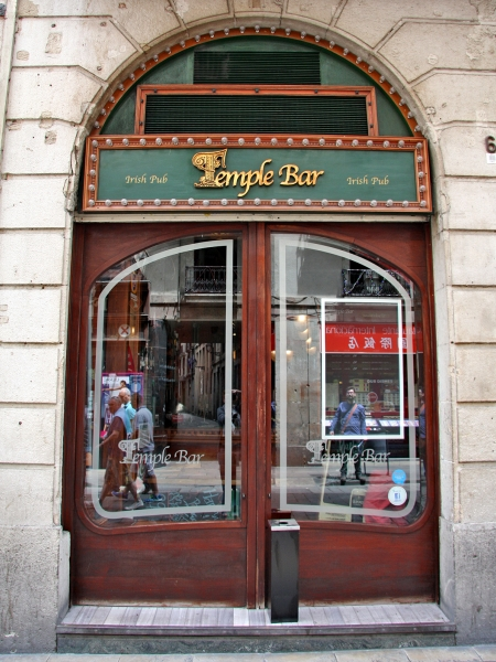 Temple Bar Irish Pub: Foto, 5