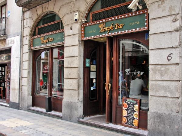 Temple Bar Irish Pub: Foto, 2