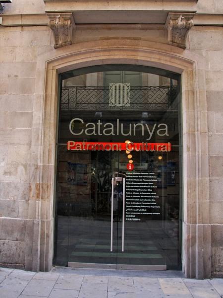 Generalitat de Catalunya (Cultura): Foto, 2