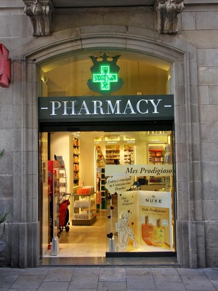 Farmàcia del Palau: Foto, 2