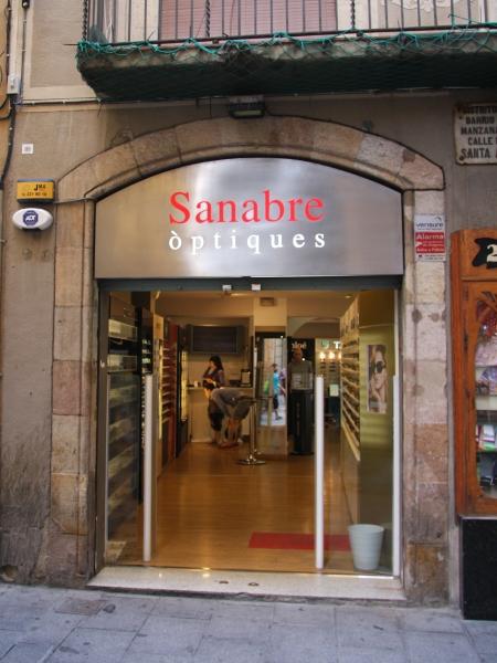 Optica Sanabre: Foto, 2