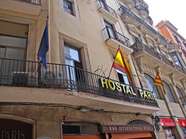 Hostal Paris: Foto, 2