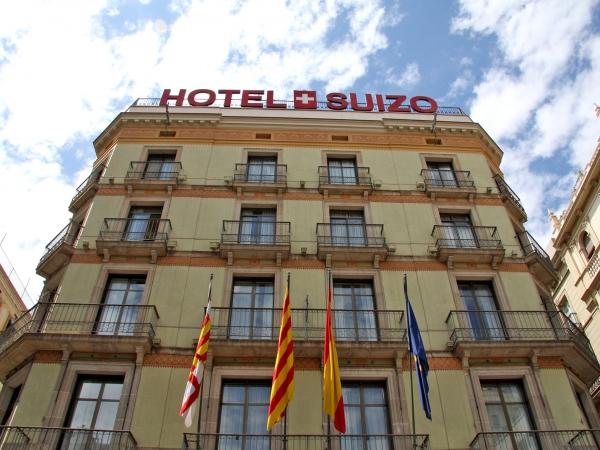 Hotel Suizo ***: Foto, 4
