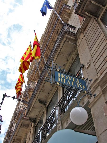 Hotel Rialto ****: Foto, 2
