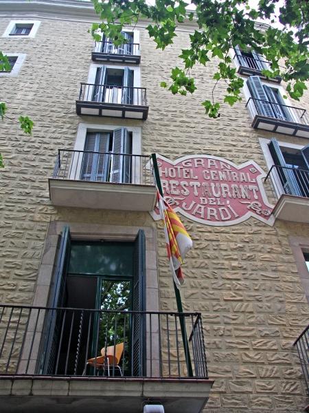 Hotel Jardí: Foto, 2