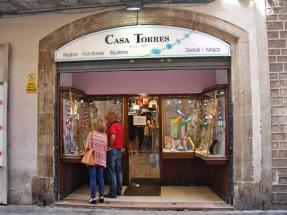 Casa Torres components