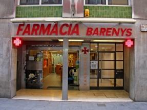 Farmàcia Barenys