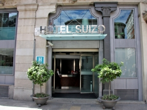 Hotel Suizo ***