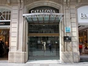 Hotel Catalonia Portal l'Àngel ***