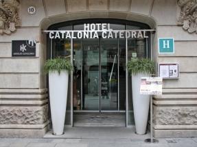 Hotel Catalonia Catedral ****