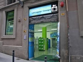 Consignas Locker Barcelona
