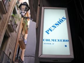 Pensión Colmenero