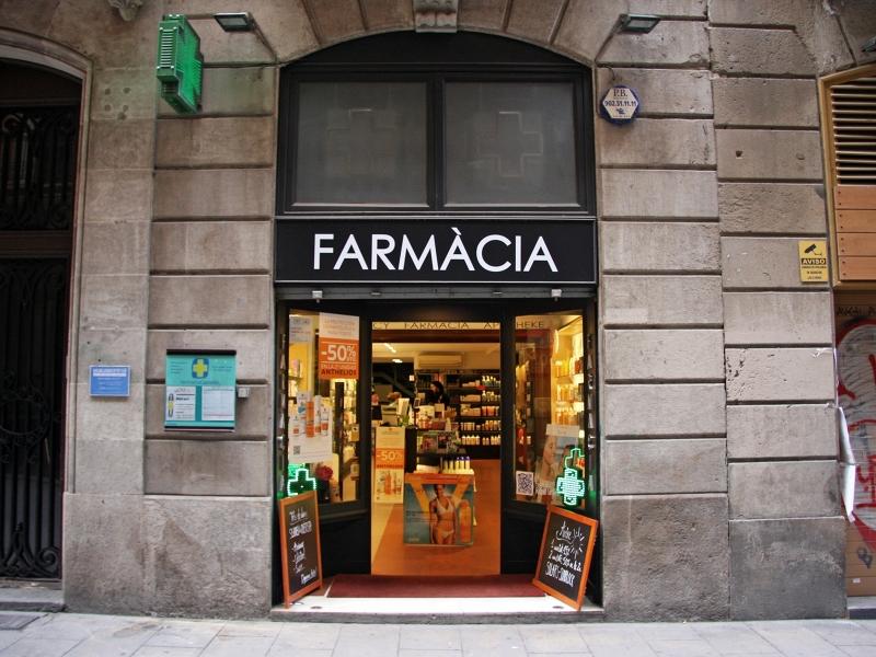 Farmàcia Castelló