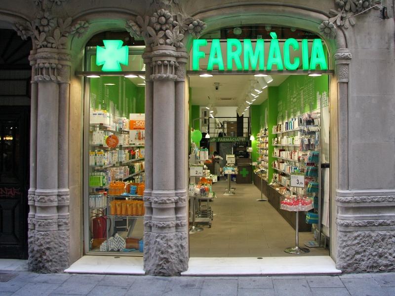 Farmàcia Santa Anna