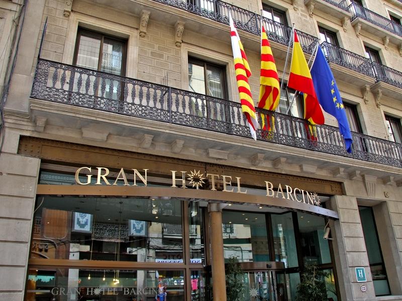 Gran Hotel Barcino ****