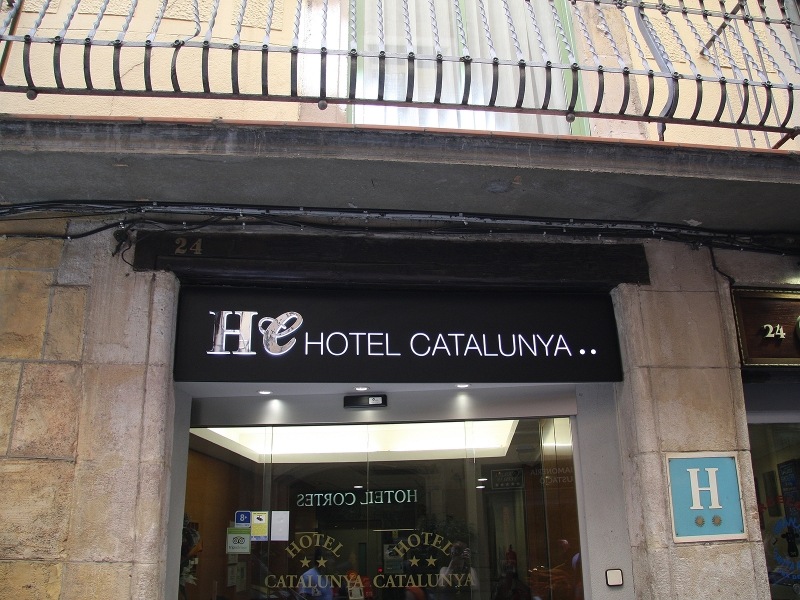 Hotel Catalunya **