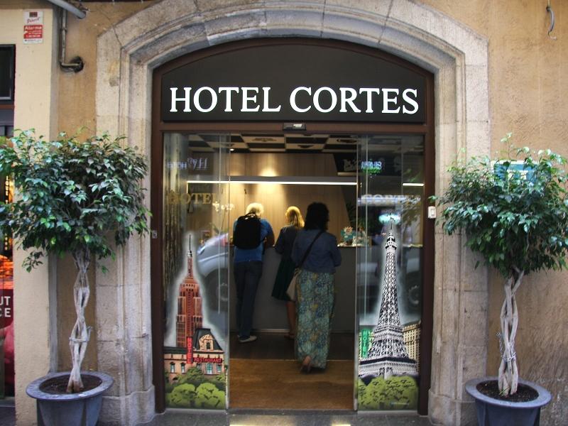 Hotel Cortes **