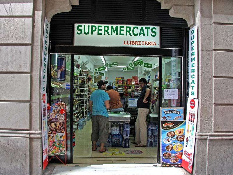 Supermercat Llibreteria