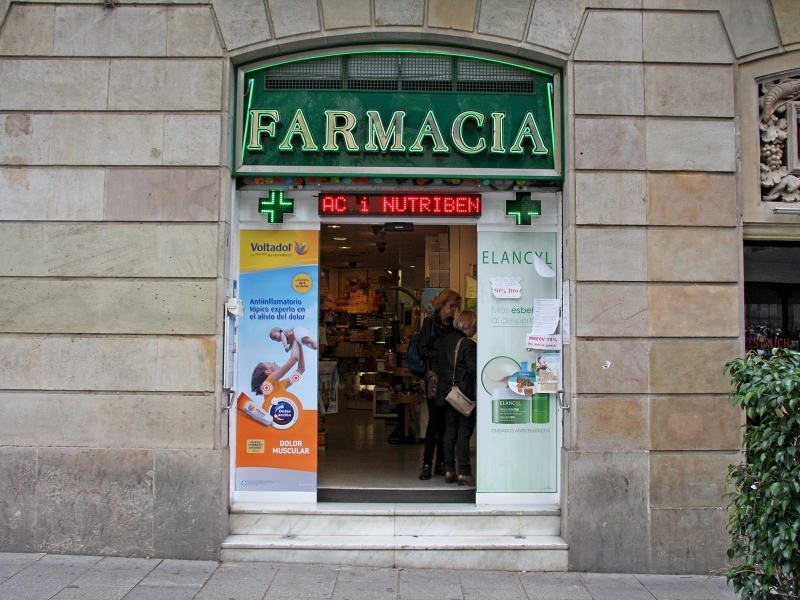 Farmàcia Catedral