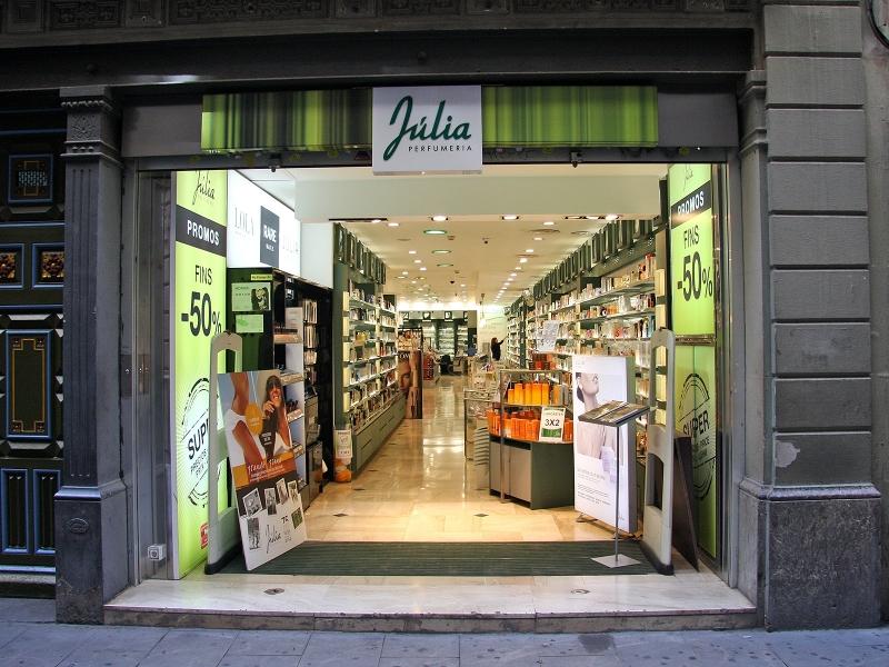 Perfumería Julia