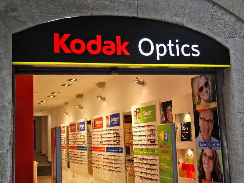 Kodak Optica