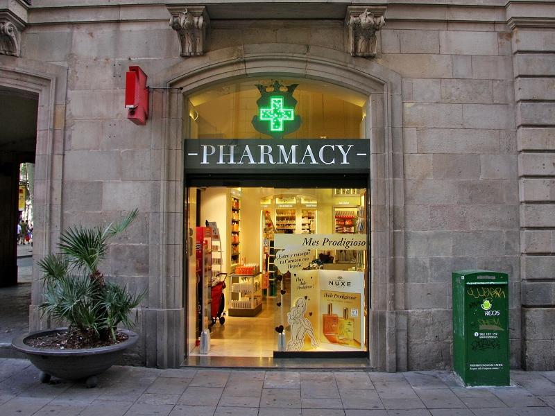 Farmàcia del Palau