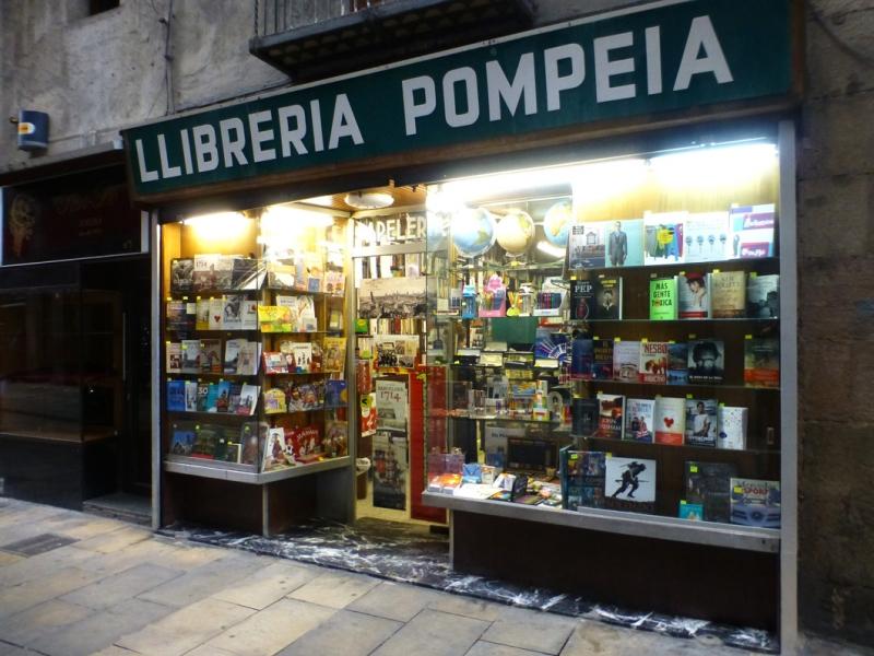 Llibrería Pompeia