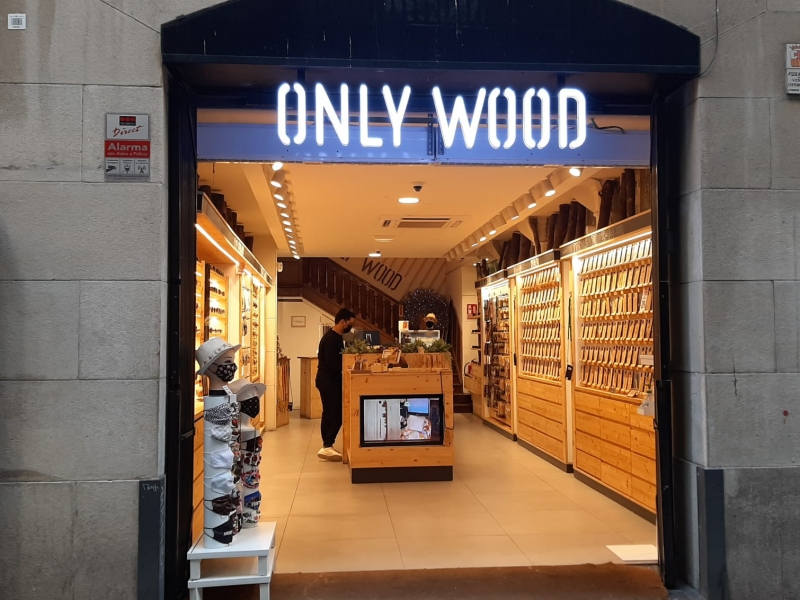 Only Wood